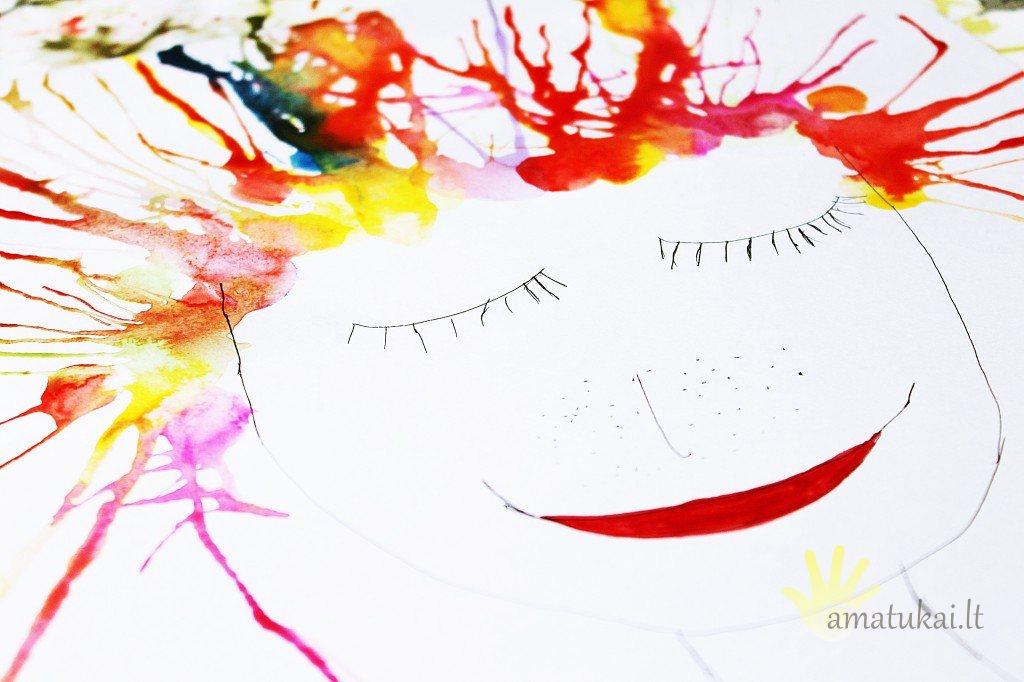 vaikupiesinys_akvarele_isdykusivasara
